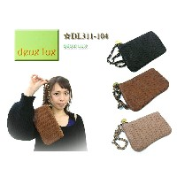 ★DEUX LUX 【デューラックス】#DL311-104 BOWERY CHAIN WRISTLET ボウリーチェーンリストレット 11092 【送料無料】【全3色】 10P01Mar15 ...