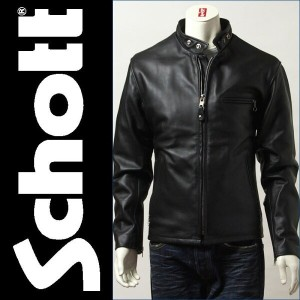 【送料無料】 Schott 6061-09 ( ショット・CLASSIC RACER JACKET 641 MODEL )【smtb-tk】