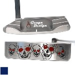 Whitlam Golf Skull Logo Putters