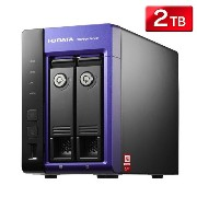 【送料無料】WD Red搭載 W2012 R2 Wg 2ドライブNAS 2TB HDL-Z2WM2C2 【TC】【IOD】05P18Jun16
