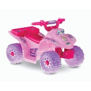 Power Wheels パワーホイール バービー Barbie Lil' Quad