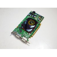 DELL Quadro FX3500 256MB DVIx2/TV-out PCI Express 0WH242【中古】【全品送料無料セール中!】