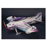 HobbyKing Galaxy High-Performance 3D Airplane w/ Motor