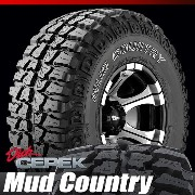 35X12.5R15LT DICK CEPEK Mud Country WH 35-12.50-15LT オフロードタイヤ of