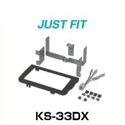 JUST FIT ジャストフィット KS-33DX 取付キット