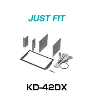 JUST FIT ジャストフィット KD-42DX 取付キット