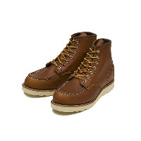 【RED WING】 レッドウィング 6 CLASSIC MOC 6インチ クラシック モック 5875 BROWN