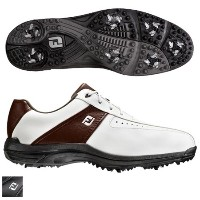 FootJoy GREENJOYS Cleated Bicycle to Saddle Shoes【ゴルフ ☆ゴルフシューズ☆>スパイク】