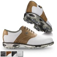 FootJoy DRYJOYS TOUR Plain Toe Saddle Shoes【ゴルフ ☆ゴルフシューズ☆>スパイク】