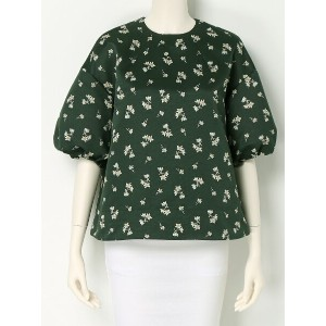 【SALE/40%OFF】THE SHINZONE FLOWER PRINTED BLOUSE シンゾーン シャツ/ブラウス【RBA_S】【RBA_E】【送料無料】