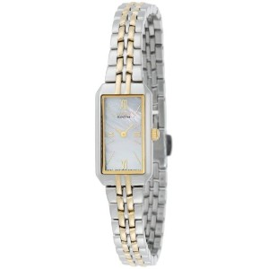 シチズン レディース 腕時計 Citizen Women's EG2694-59D Eco-Drive Two-Tone Watch