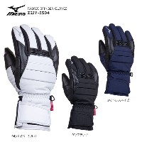 MIZUNO〔ミズノ スキーグローブ〕<2016>〜FABRIC 5FINGER GLOVES〜Z2JY-5504〔z〕〔SA〕