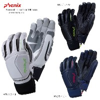 PHENIX 〔フェニックス グローブ〕<2016>Formula Leather Gloves PF578GL01〔z〕