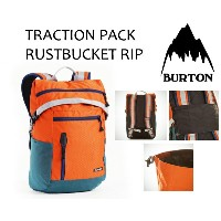 あす楽 10%OFFBRTON バートン BUG バッグ TRACTION PACK RUSTBUCKET RIP 24L