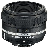 【送料無料】ニコン 単焦点レンズ AF-S NIKKOR 50mm f/1.8G(Special Edition) AFS50 1.8GSE [AFS5018GSE]【1021_flash】