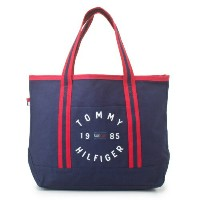 TOMMY HILFIGER トミーヒルフィガー トート 6927896 423 NAVY/RED
