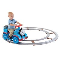 Fisher-Price Power Wheels Thomas & Friends Thomas with Track きかんしゃトーマス 乗用玩具