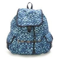 LeSportsac レスポートサック 7839-D578 Voyager Backpack(ボヤージャーバックパック)Tulum/リュックサック