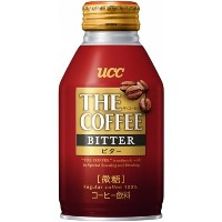 UCC THE COFFEE ビター リキャップ缶 260g×24本