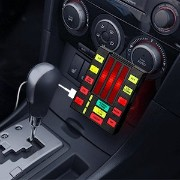 Knight Rider K.I.T.T USB Car Charger ナイトライダーUSB カー車の充電器 [並行輸入品]