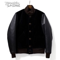 ORGUEIL オルゲイユ バーシティジャケット『Varsity Jacket』【アメカジ・ワーク】OR-4036(Leather jacket)