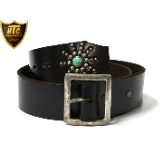 HTC ベルト 【htc/belt】 END ONLY #SB TQ 1.75inch BELT BLACK サイズ