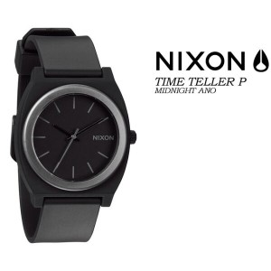 NIXON【ニクソン】【THE TIME TELLER P】MIDNIGHT ANO NA1191308 腕時計 ユニセックス 男女兼用