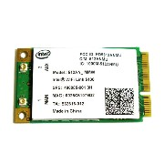 HP専用最大リング300Mbps Intel Wireless WiFi Link 5100 AGN Mini PCI-E無線LANカードSPS:480985-001