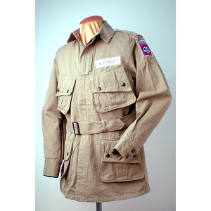 "No.BR11518 BUZZ RICKSON'S バズリクソンズ CORT,PARACHUTE JUMPER ""BUZZ RICKSON MFG.CO.""""82nd AIRBORNE..."