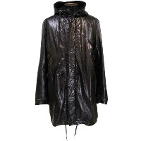 Claude Maus(クラウド・マウス) Leather MAC Long Coat Jacket【SALE】