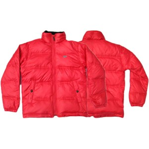 55DSL / JIPDOWN JACKET ダウンジャケット[D345/RED]