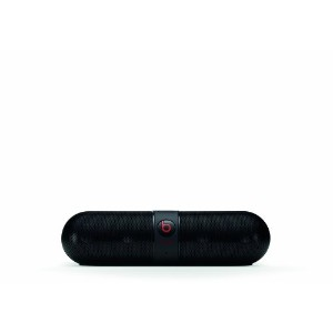 Beats by Dr. Dre カプセル型 ワイヤレス スピーカー ブラック Beats by Dr. Dre Pill Wireless Bluetooth Speaker (Black)