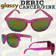 GLASSY SUNHATERS/グラッシーサンヘイターズ サングラス DERIC CANCER/PINK_02P01Oct16