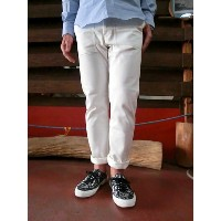 【SALE】SUNNY SPORTS サニースポーツ made in standard BAKER PANTS ベーカーパンツ OFF WHITE【送料無料】【あす楽対応】