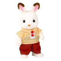シルバニアファミリー 人形 ラビット ウサギ Father of Sylvanian Families doll chocolate chocolate rabbit family rabbit
