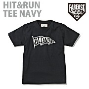 FEW-14AW-0510 HIT&RUN T-SHIRTS NAVY