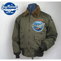 """No.BR13101 BUZZ RICKSON'S バズリクソンズB-10 ROUGH WEAR CLOTHING CO.""""600th BOMB.SQ."""""""