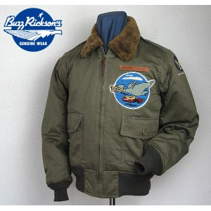 "No.BR13101 BUZZ RICKSON'S バズリクソンズB-10 ROUGH WEAR CLOTHING CO.""600th BOMB.SQ."""