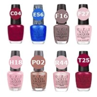 ☆ OPI オーピーアイネイル OPIネイル T25 (15ml) 【O.P.I CLASSICS】 COLOR TO DINER FOR