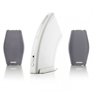 MONITOR AUDIO AirStream MA100/WH AirPlay対応アンプ+スピーカーセット(A100+MASS10x2) モニターオーディオ