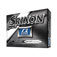 Srixon Q Star Pure White Golf Balls【ゴルフ ボール】