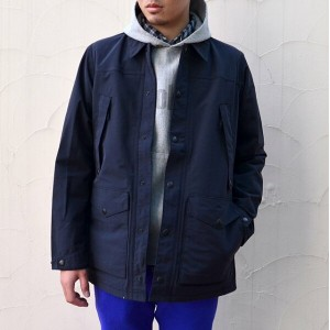Rocky Mountain Featherbed(ロッキーマウンテンフェザーベッド)/ FIELD COAT -BLACK-