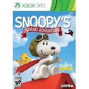 Peanuts Movie: Snoopy's Grand Adventure