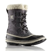 ★SOREL 〔ソレル レディーススノーブーツ〕 Winter Carnival NL1495/035 〔PEWTER BLACK〕〔z〕