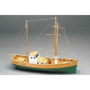 Mantua アマルフィ Amalfi model boat(702)