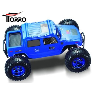 Torro 1/10 ハマー H2 RTR(RC CROSS CAR *GAINER* CAR 1/10 HUMMER H2)1159938516