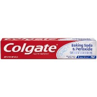 Colgate Baking Soda & Peroxide Whitening Brisk Mint Toothpaste 6.0oz(170g) コルゲート ベーキングソーダ&ペロキサイド...