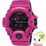 【あす楽】【在庫処分】カシオ 腕時計 G-SHOCK Master of G RANGEMAN MEN IN SUNRISE PURPLE GW-9400SRJ-4JF【smtb-k】【ky】