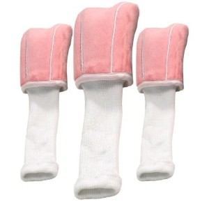 ProActive Sports HFI314 Form Fit 3 Headcover in Pink