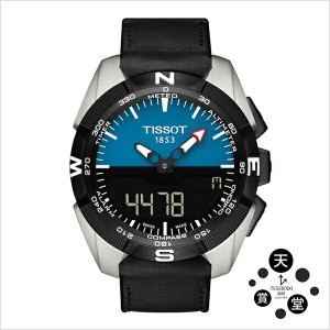 TISSOT TOUCHCOLLECTION TACTILETECHNOLOGY ティソ TISSOT T-TOUCH EXPERTSOLAR T-タッチエキスパートソーラー T09142046041...